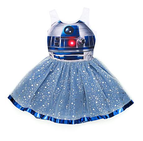 25% Rabatt auf ausgewählte Kostüme im [Disneystore] z.B. R2-D2 Tutu Kleid