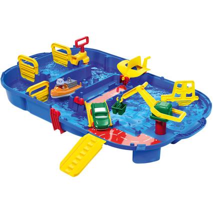 AquaPlay Lock Box - Wasserbahn und Transportbox in einem