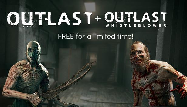 Outlast: Deluxe Edition (Outlast + Whistleblower DLC) kostenlos [Steam] [Humble Store]