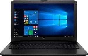 HP 15-ay040ng Notebook (15,6'' FHD matt, Intel N3060, 4GB RAM, 500GB HDD, DVD-Brenner, FreeDOS) für 149€ [Ebay]