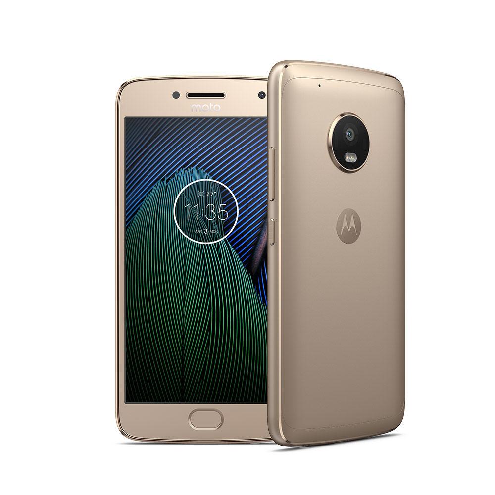 "[nur Studenten] Moto G5 Plus für 210,15 EUR [PVG 246,12], Dual-Sim 5,2"" FHD, 3GB/32GB, NFC, Snapdragon 625, 12MP, gold"