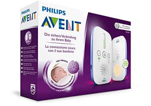Philips Avent SCD501/00 DECT Babyphone (Smart Eco Mode, Nachtlicht) für 31,99€ statt 44,49€ [Amazon Tagesangebot]