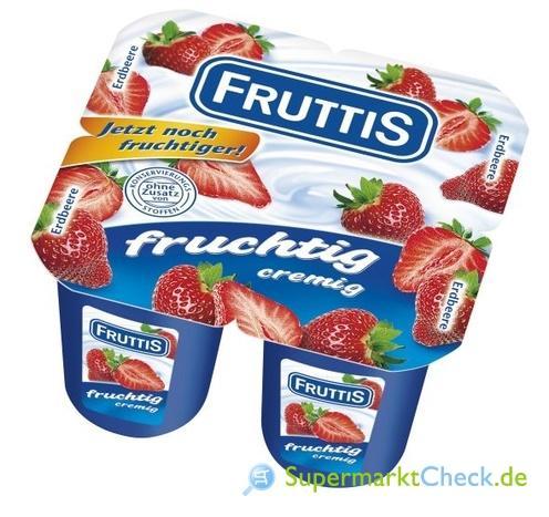 lokal @ Lemmi Markt in Hamm - 4er Pack Fruttis fruchtig und cremig  0,20 € - MHD 25.07.2012
