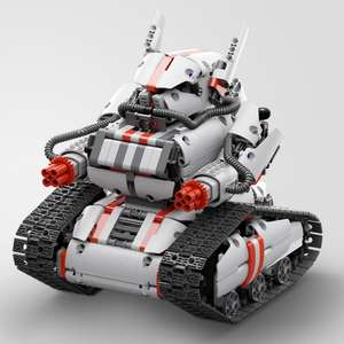 Xiaomi Mitu Rover Lego-Technik like Panzer Smartphone App Steuerung Bluetooth