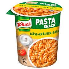 [REAL] 7x Knorr Pasta-Snack für 0,50€/Stück