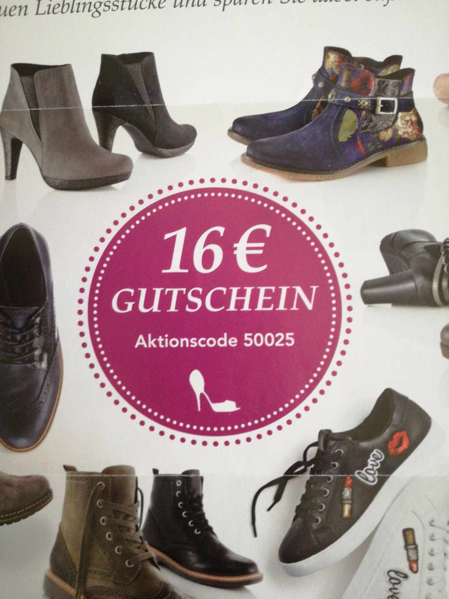 I'm walking Gutschein 16€ MBW 40€ nach Retoure