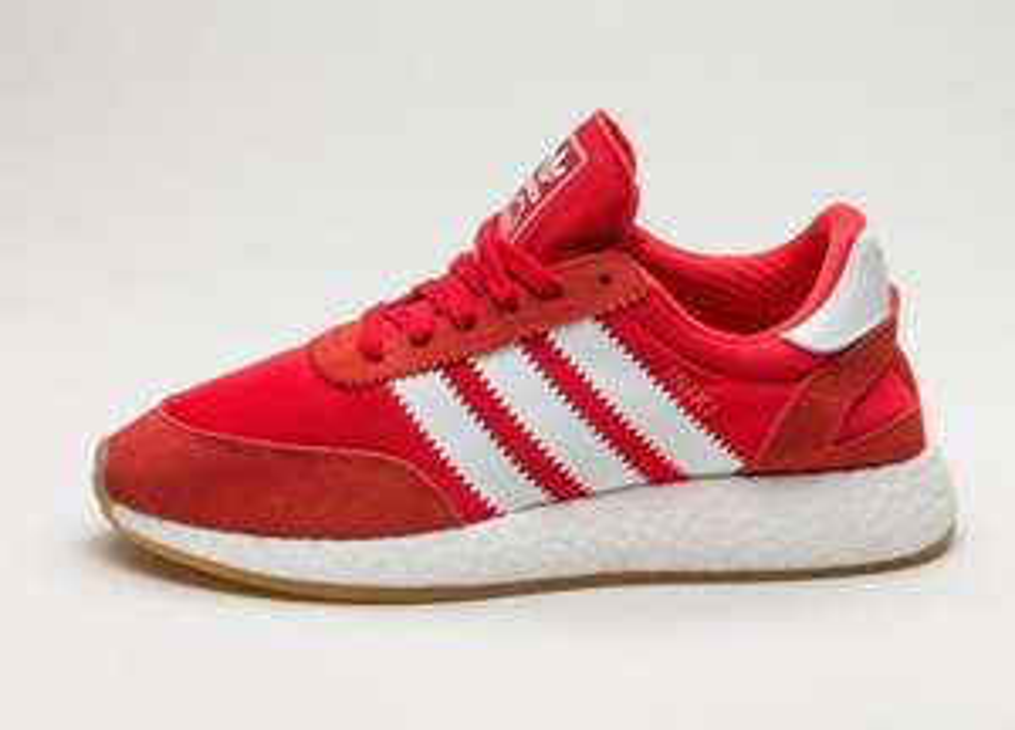 """Adidas Iniki Runner """"Red"""" für 80,10€ inkl. Versand (Größen 36 2/3 - 46) bei [Afew]"""