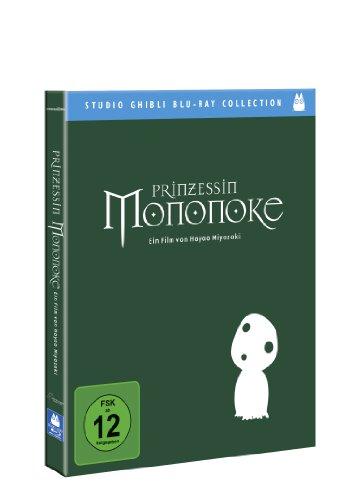 Prinzessin Mononoke (Studio Ghibli - Bluray) für 9,97€ [Amazon Prime]