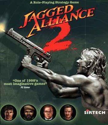 [Steam] Jagged Alliance 2 (DEUTSCH!) Preis gilt, wenn JA2 Wildfire vorhanden, ansonsten 2,70€
