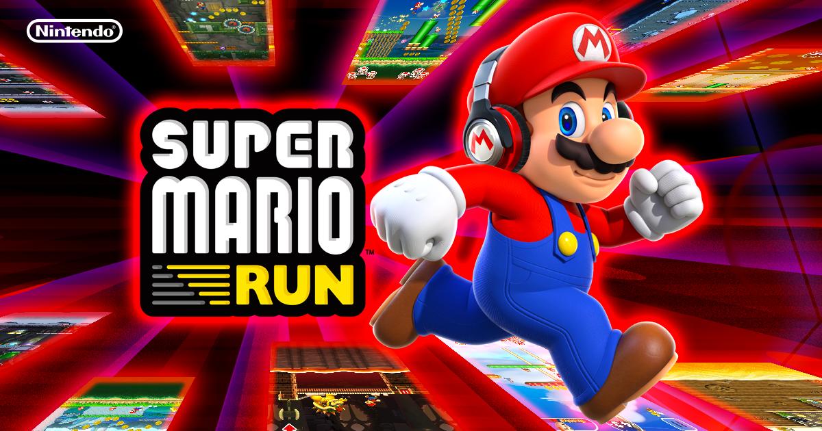 Super Mario RUN 50% reduziert AB HEUTE bis 12.10 (Android ab 3,49€)