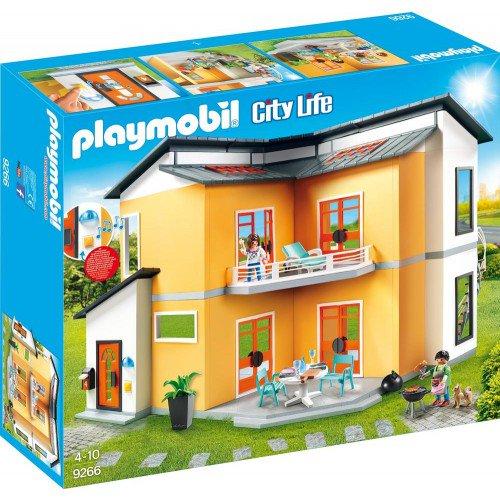 Playmobil City Life - Modernes Wohnhaus [Spiele Max] [Lieferung in Filiale]