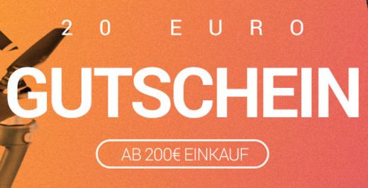 20€ Gutschein  Modellbau Schweighofer (MBW 200€)
