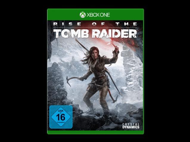 Rise of the Tomb Raider (Xbox One) für 14,99€ [Saturn / Amazon mitgezogen]