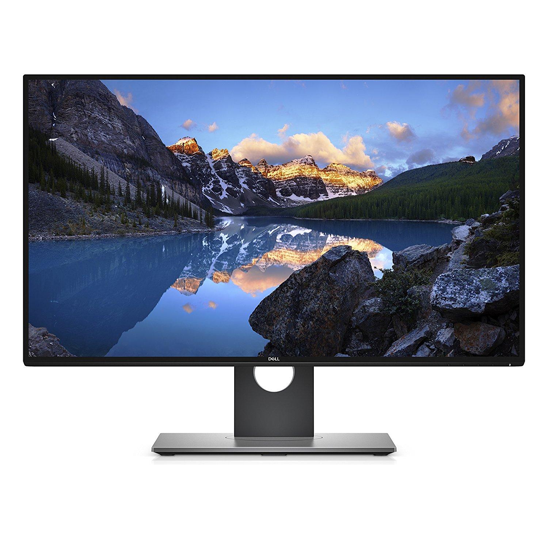 Dell UltraSharp U2718Q - 27 Zoll Monitor - 3840 x 2160 4K - IPS (über idealo Direktkauf)