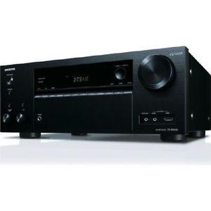 Onkyo TX-NR656 7.2 AV Netzwerk Receiver Bluetooth/Wi-Fi/Multiroom Schwarz