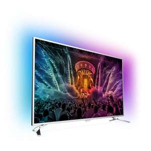 [LOKAL] PHILIPS 49-Zoll 4K TV PUS 6581 3-seitiges Ambilight @ expert klein