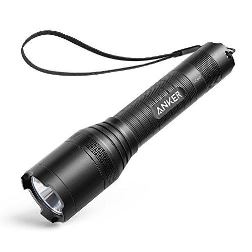Anker LC90 LED Taschenlampe, IP65, 900 Lumen, inkl. 18650 Akku [Amazon.de] 22,39€