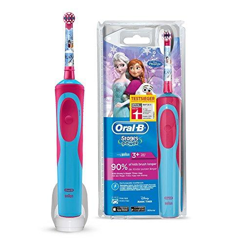 SammelDeal Oral-B Stages Power Kids Elektrische Kinderzahnbürste für 6,37 - 22,29€ [Amazon Prime] + 5€ Cashback
