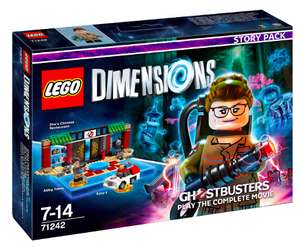 Lego 71242 Dimensions Storypack Ghostbusters