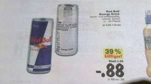 Red Bull 88 cent/Dose @Kaufland