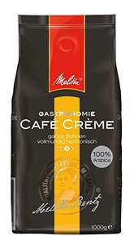 1KG Melitta Café Creme (ganze Bohnen) bei Amazon Prime im Blitzangebot