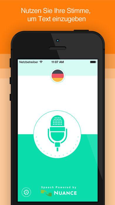 Aktive Stimme: Sprache in Text (iOS) kostenlos (statt 10,99€) [iTunes]
