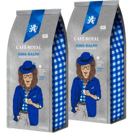 Café Royal Bohnen King Ralph 4 kg (8x500g ) für 32,87 € ( 6,98 € je Kilo) VSK frei!