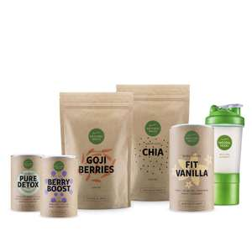 20% auf Natural Mojo: Nahrungsergänzungsmittel, Shakes, Fatburner und Diätkapseln, Tees ets.