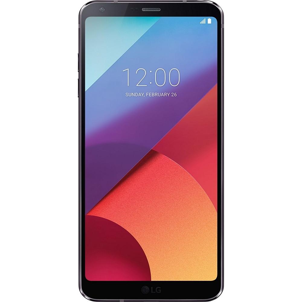 """[price-guard@eBay] LG G6 H870 (5,7"""" Quad HD+ Display, 32GB Speicher, 4GB RAM, 2.35GHz Quad-Core, 13MP Weitwinkelkamera, IP68, QuickCharge 3.0, Android 7, DE-Ware) in silber, weiß, gold oder schwarz"""