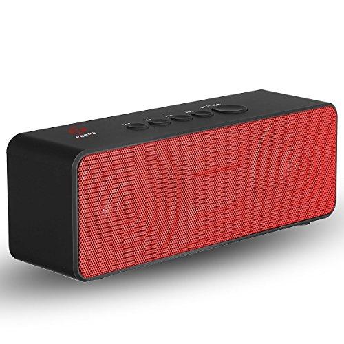 10W Bluetooth 4.1 Lautsprecher für 14,99€ (Amazon Prime)
