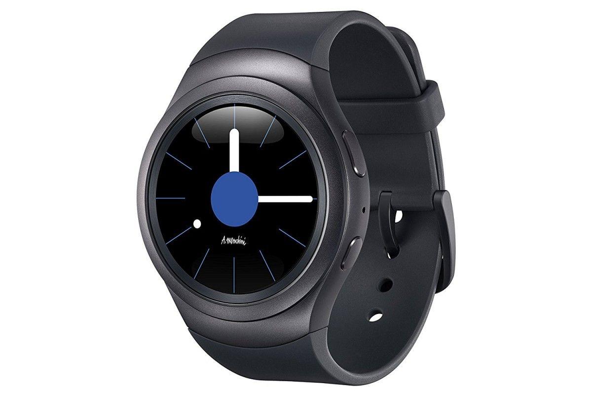 Samsung Gear S2 Smartwatch Schwarz mit Fitnessarmband für 139,12€ inkl. Versand