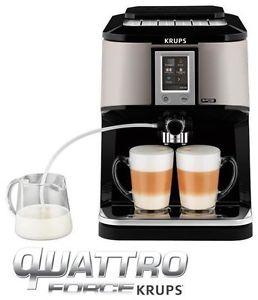 Kaffeevollautomat Krups EA880E Quattro Force für 499 Euro [Ebay]
