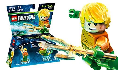 LEGO Dimensions - Fun Pack - Aquaman für 5,39€ (Amazon Prime)