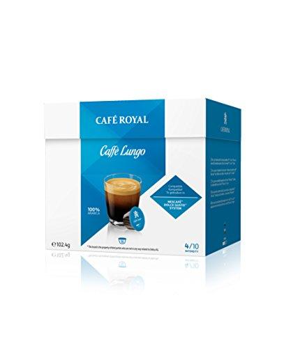 [Amazon Prime] Café Royal Caffé Lungo 48 Kapseln für Dolce Gusto