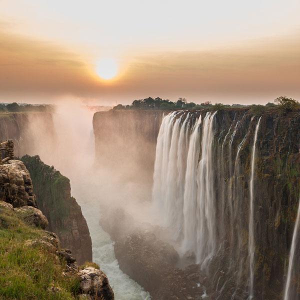 Flüge: Sambia [November - April] - Mit British Airways von Hamburg und Basel nach Livingstone (Victoria Falls) ab nur 362€ inkl. Gepäck