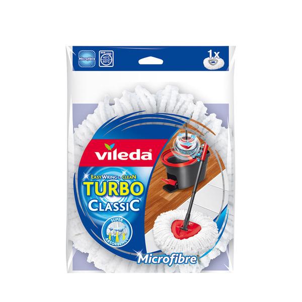 Vileda Ersatzmop für Easy Wring & Clean Wischmop zum Bestpreis von 2,99 € bei Selbstabholung (Kodi.de)