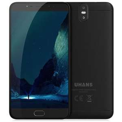 [Gearbest Flash Sale] UHANS Max 2 – 6.44 Zoll LTE FHD Phablet mit Android 7.0, MTK6750T Octa Core 1.5GHz, 4GB RAM, 64GB Speicher, Dual 13MP+2MP & 13MP+2MP Kameras, 4.300mAh Akku