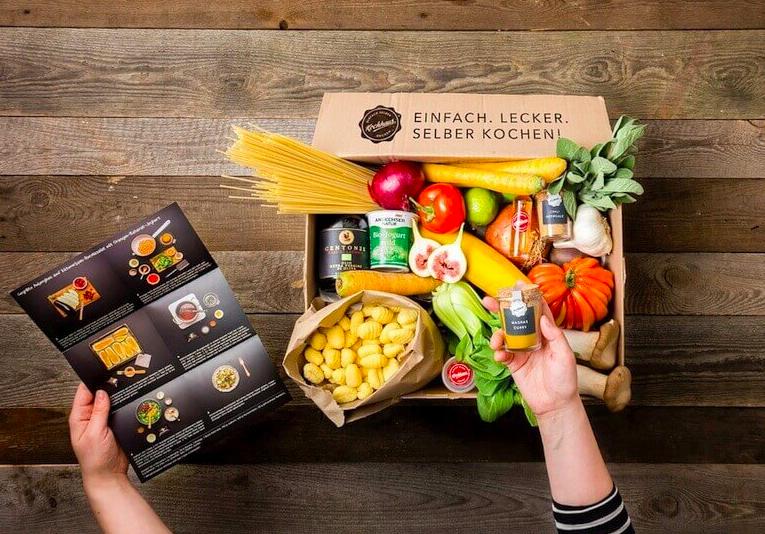 Bis zu 60% Rabatt auf die Kochhaus Kochboxen für Neukunden bei [Limango] z.B. 2 Lieferungen Veggie-Box für 26€ statt 52€