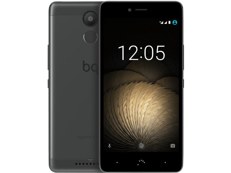 [Media Markt] BQ Aquaris U Plus, Android 7.1, 5 Zoll, 1280x720 Pixel, 2 GB RAM, 16 GB ROM, 3080 mAh Akku, Dual-SIM