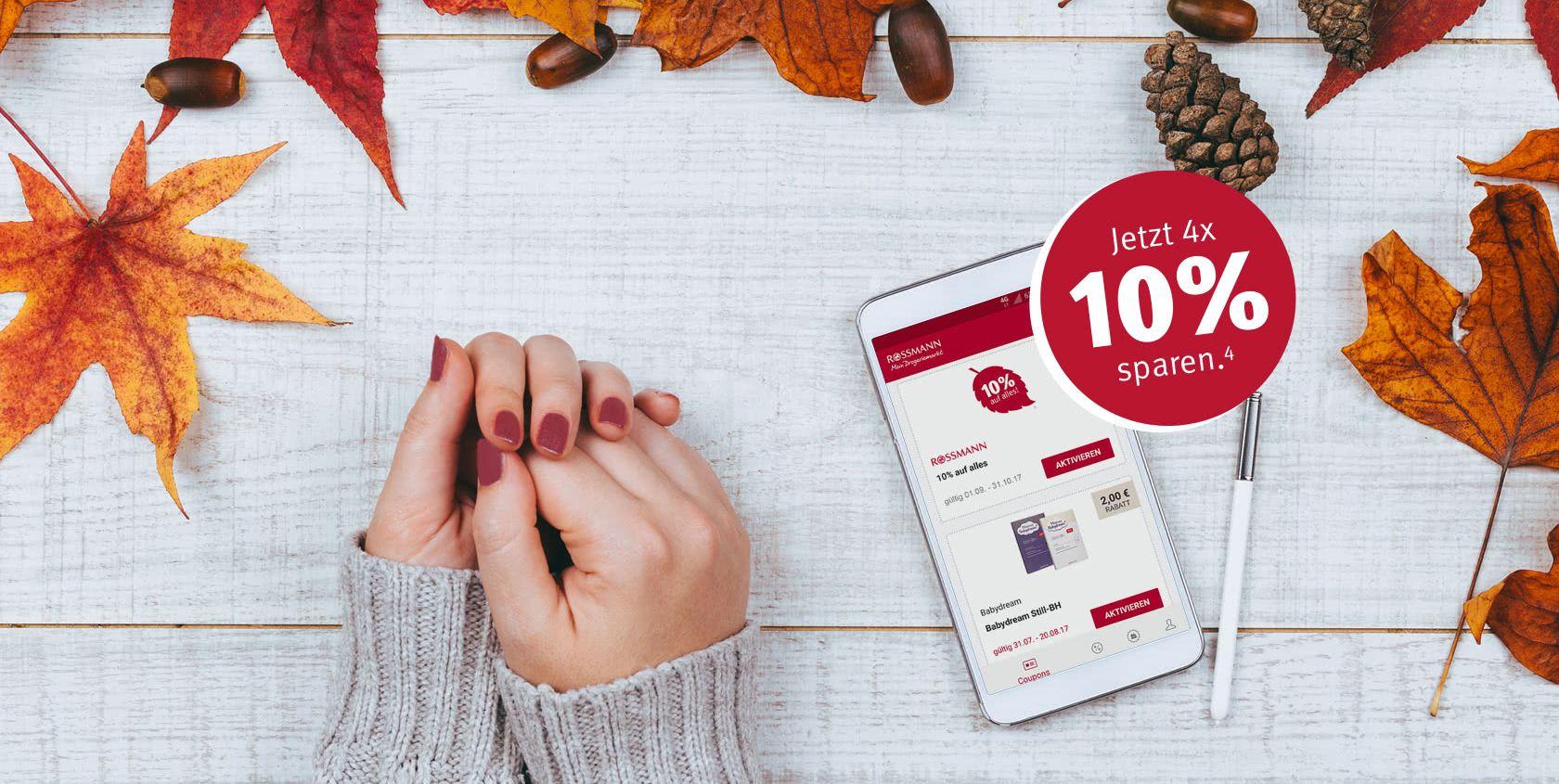 [Rossmann App] mögliche Deals im Oktober