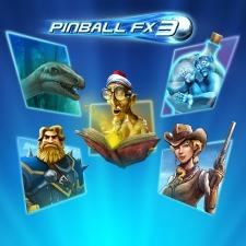 [PS4] [PSN] Pinball FX3 - Basis-Spiel kostenlos