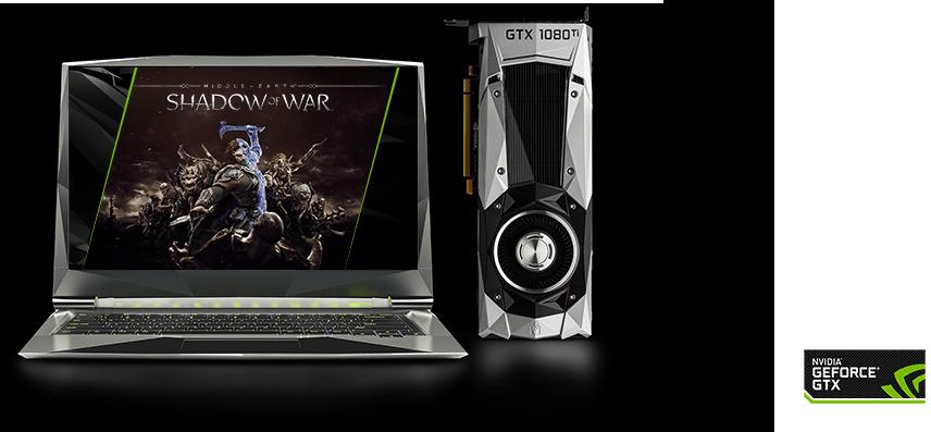 Mittelerde: Schatten des Krieges als Bundle bei Grafikkarten mit NVIDIA GEFORCE GTX 1080/1080Ti