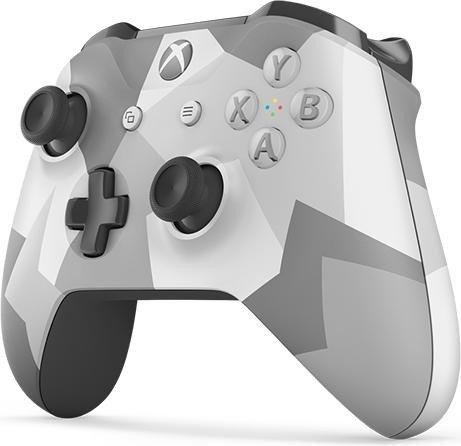 """Xbox One S Wireless Controller """"Winter Forces"""" für 35€ versandkostenfrei [Mediamarkt]"""