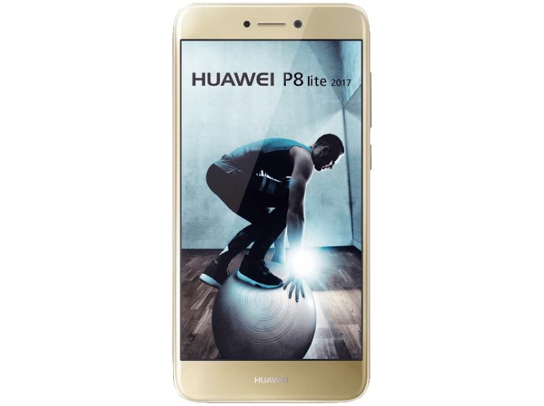 """Huawei P8 lite (2017) 5,2"""", 3GB/16GB, Dual-SIM, Android 7.0, LTE, Full-HD in 3 Farben für je 179,-€ versandkostenfrei [Saturn]"""