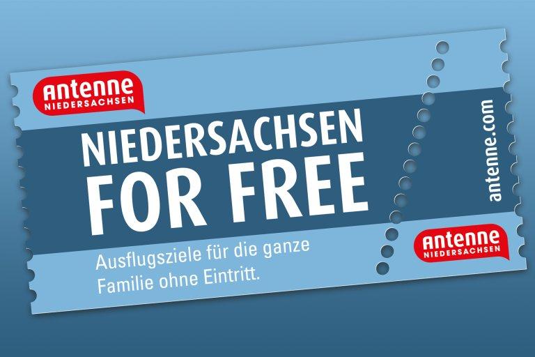 Niedersachsen for FREE - Kostenlos in Parks, Museen, Bäder, etc. in Niedersachsen in den Herbstferien (02.-15.10.2017)