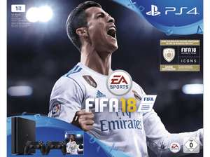 [SATURN] PS4 1TB - FIFA 18 - 2. DS Controller - PS Plus 14 Tage