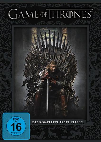 Game of Thrones Staffel 1-3 DVD für 25,98 bei Buch.de 3 für 2 Aktion