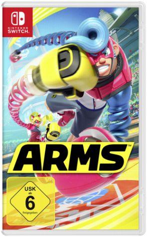 Nintendo Switch Arms bei buecher.de für 39,99€ inkl. Versand