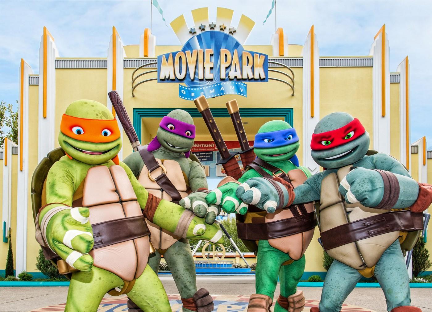 Movie Park - 2 Tage Eintritt inkl. Übernachtung im 4* Maritim Hotel + Frühstück & Gratis Nutzung des Innenpools (2 Personen) für 68€