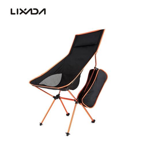 Sehr leichter Camping Stuhl in Orange (Deutsches Warenlager)... Vergleichspreis Amazon 29,99€ (5 Sterne Bewertung)